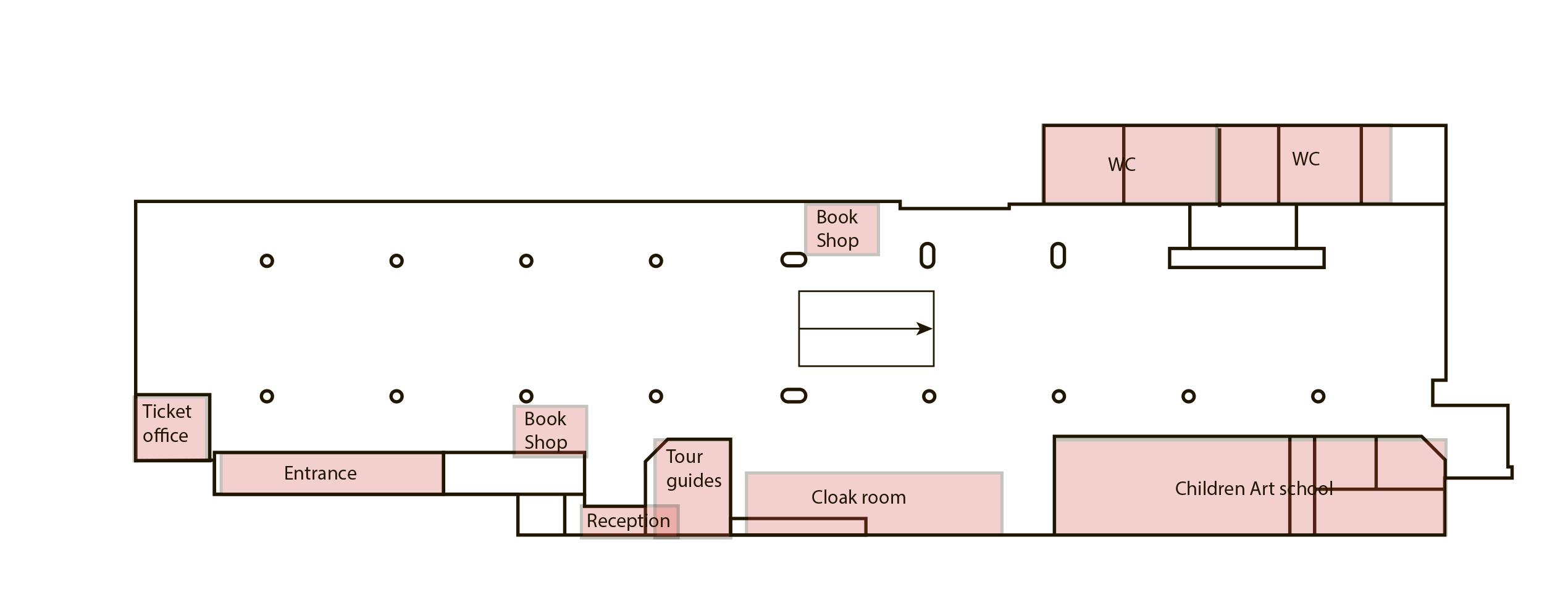 Анализ существующей программы холла