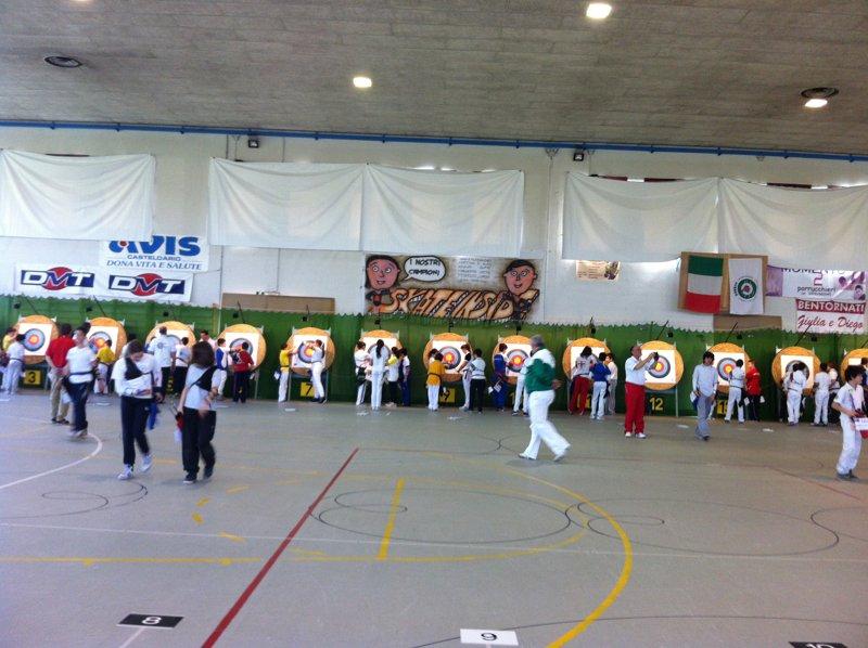 Arcieri Bresciani Trofeo Pinocchio
