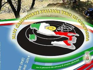 Casalgrande (RE) - Campionato italiano tiro di campagna