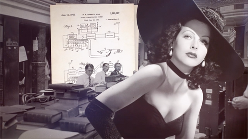 THE HOLLYWOOD ACTRESS WHO INVENTED WIFI