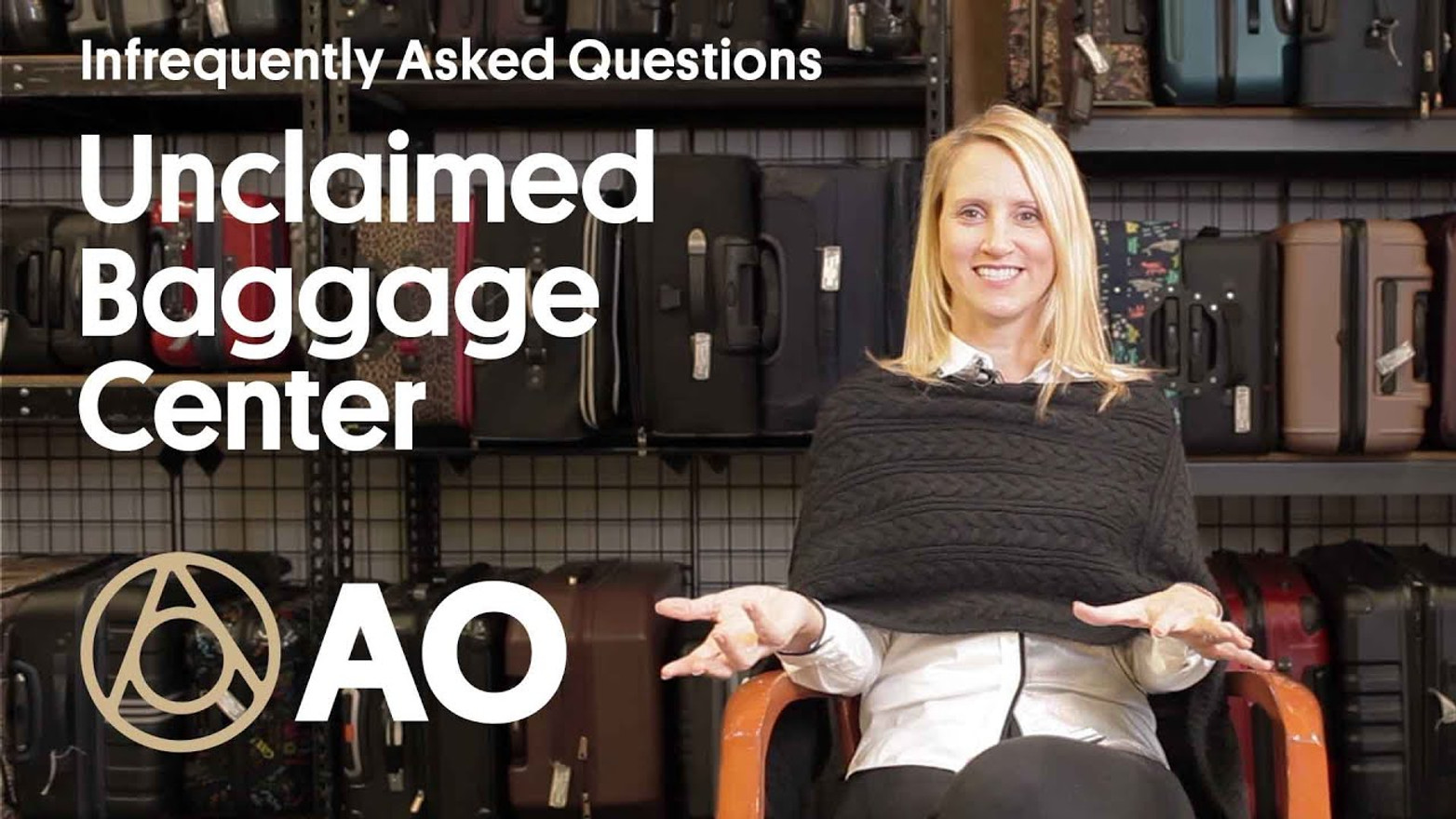 IFAQ - Unclaimed Baggage Center