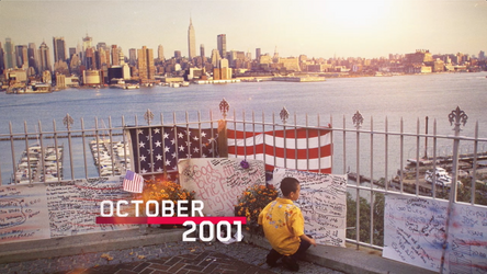THE 9/11 SURVIVOR TREE