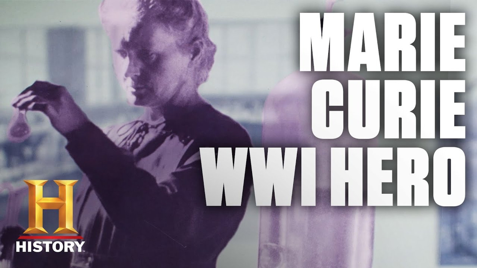 HISTORY - Marie Curie