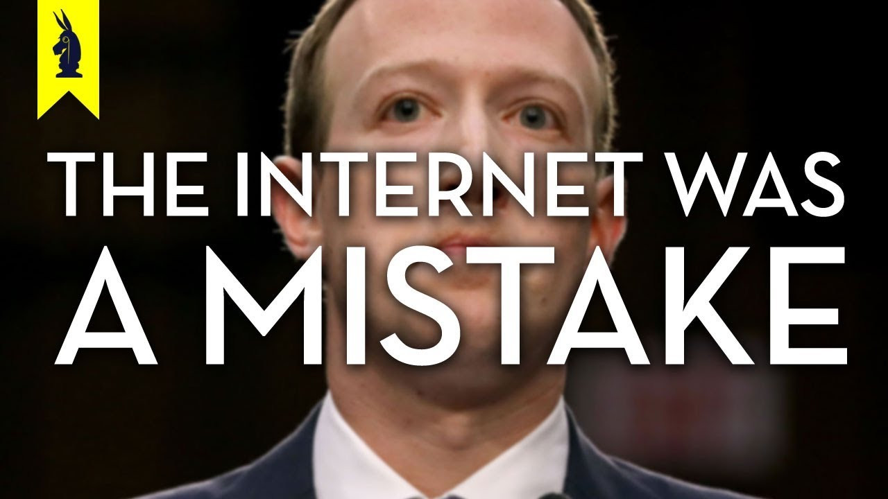 WISECRACK - The Internet Was a Mistake
