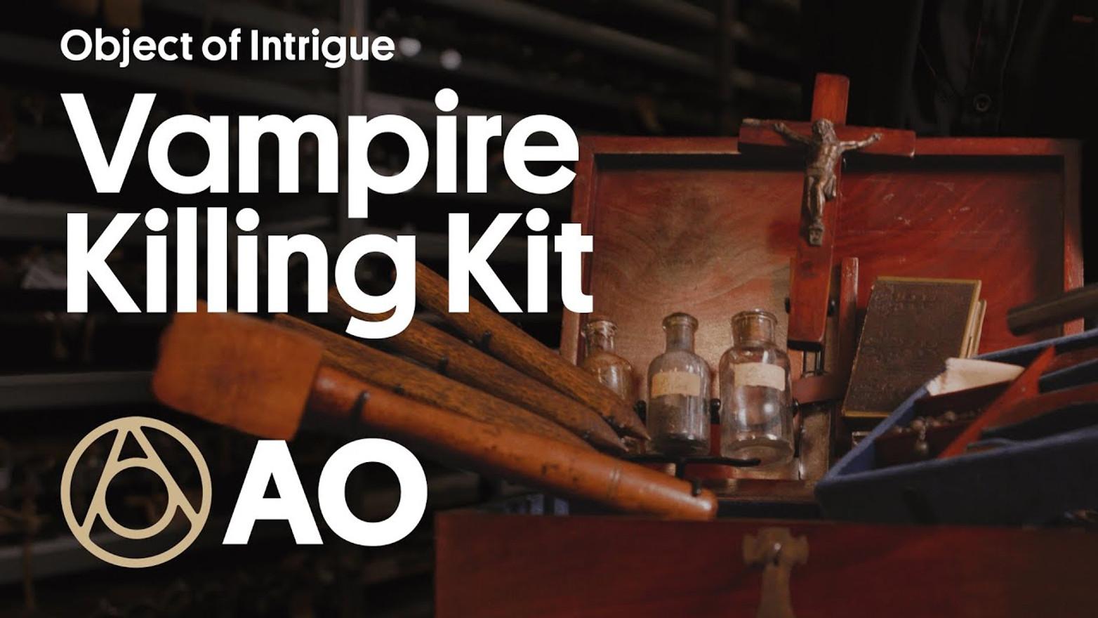 OOI - Vampire Killing Kit