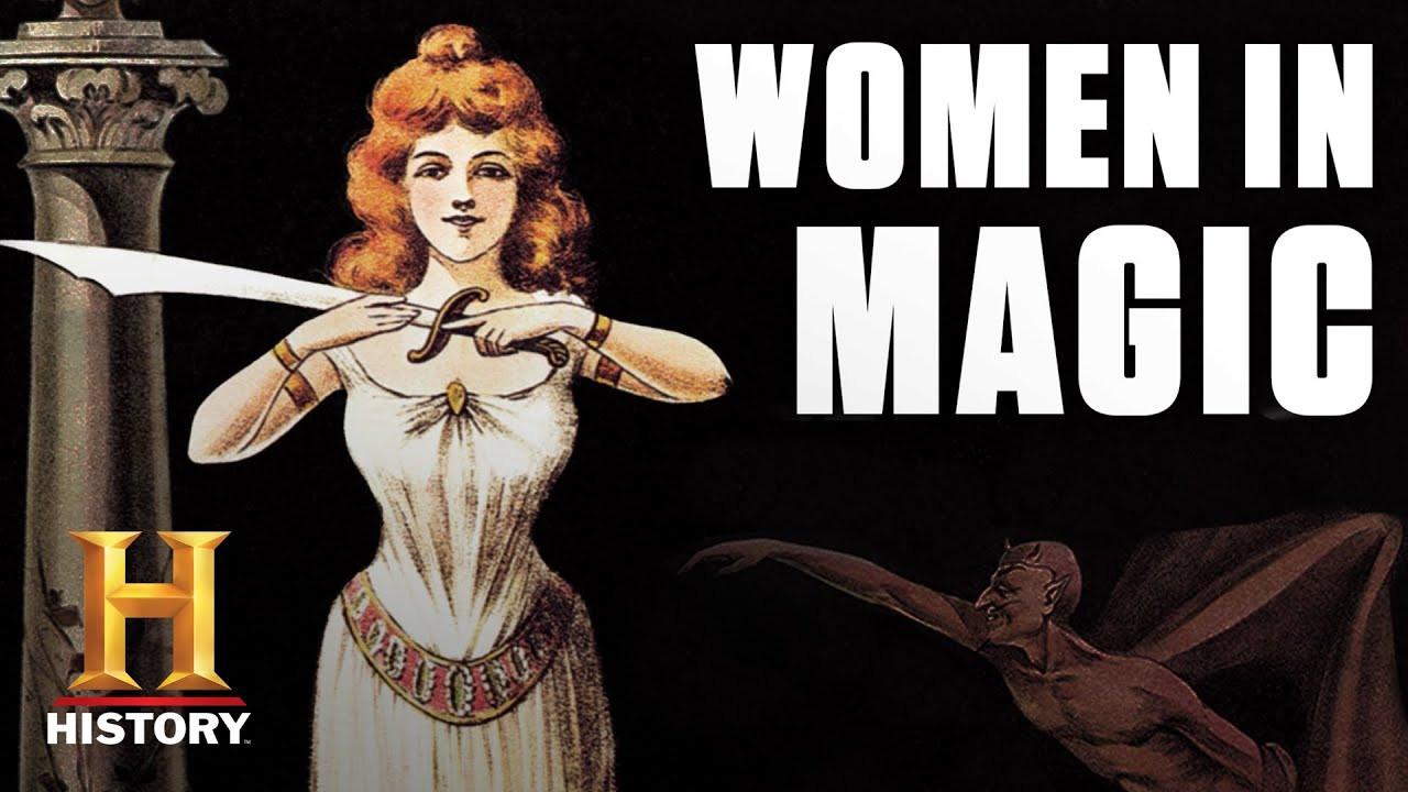 Women in Magic - Interview/Archival