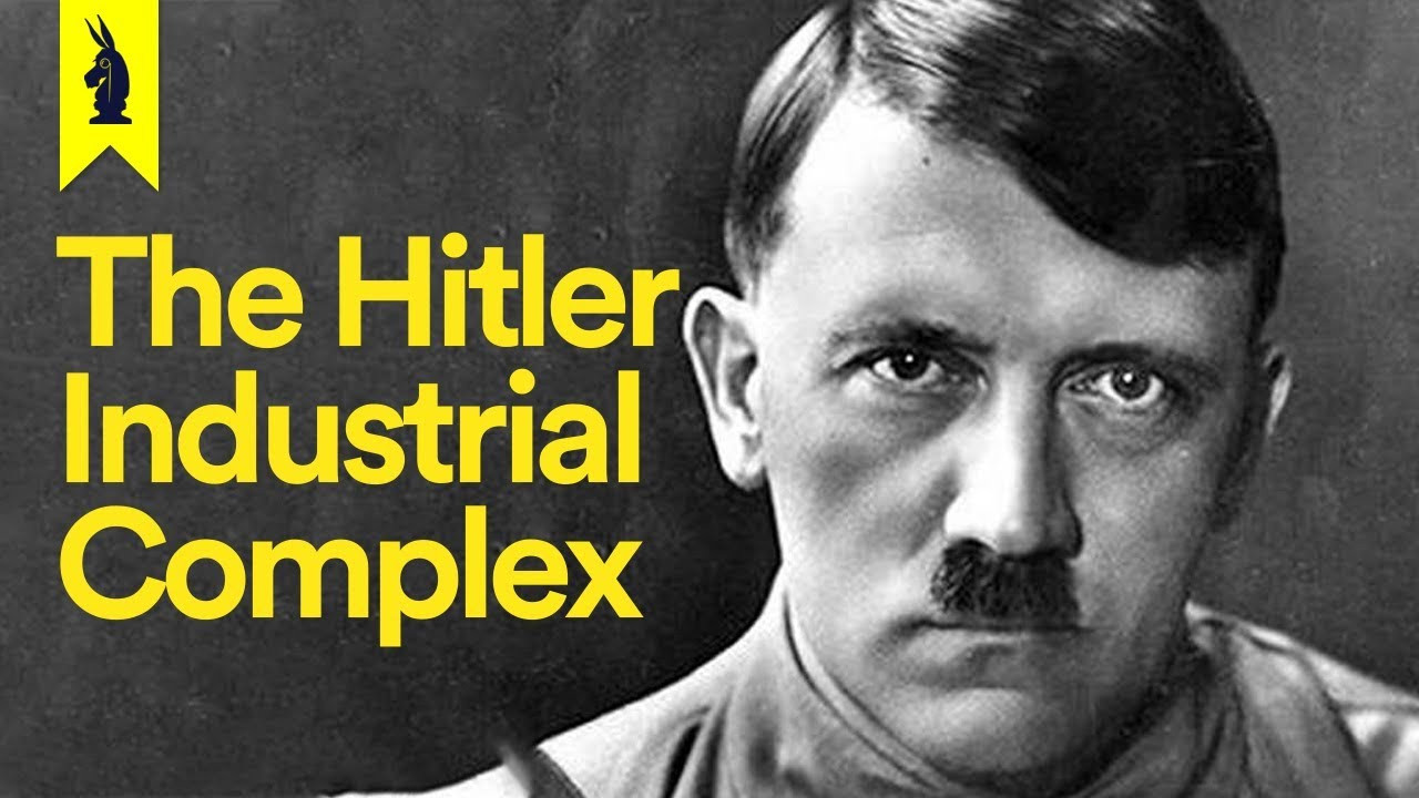 WISECRACK - Why is Hitler Everywhere?