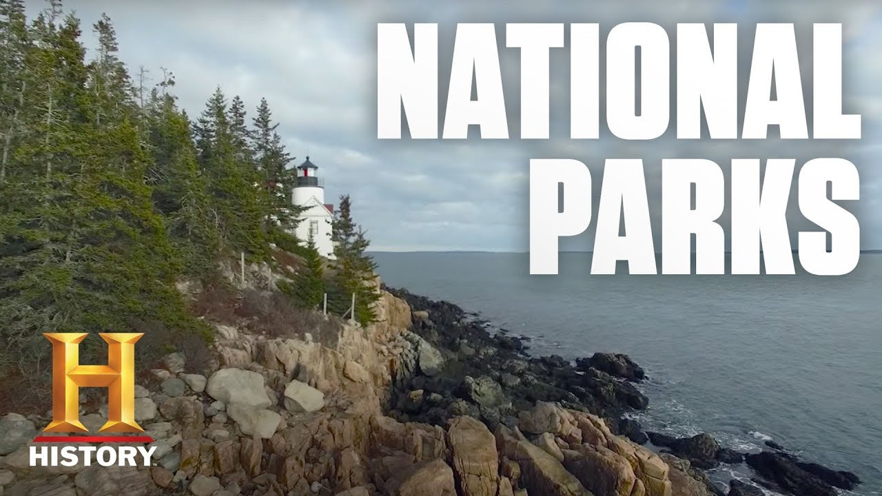 National Parks - Hosted/GFX/Archival
