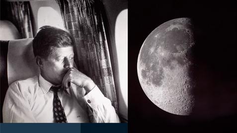 JFK'S SECRET SPACE TAPES