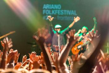 ARIANO FOLK FESTIVAL 2018. SUONI E MUSICA SENZA FRONTIERE