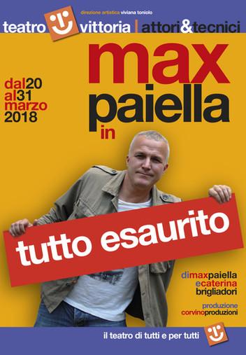 Con Max Paiella un ritorno a futuro tra ambiente, imitazioni e satira