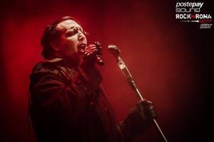 Marilyn Manson, il Reverendo torna a Roma