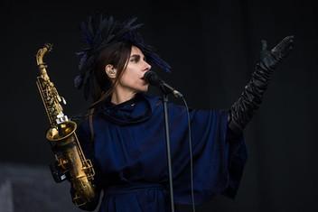 PJ Harvey a Torino per TOdays con Richard Ashcroft dei Verve, Band Of Horses, Perfume Genius, The Sh