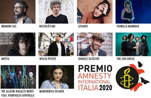 Amnesty: quando una canzone può cambiare il mondo