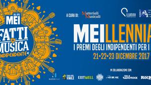 MEIllennials, il meglio della nuova musica italiana: i premi degli Indipendenti per i Giovani in sce