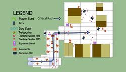 Simple Map Flow