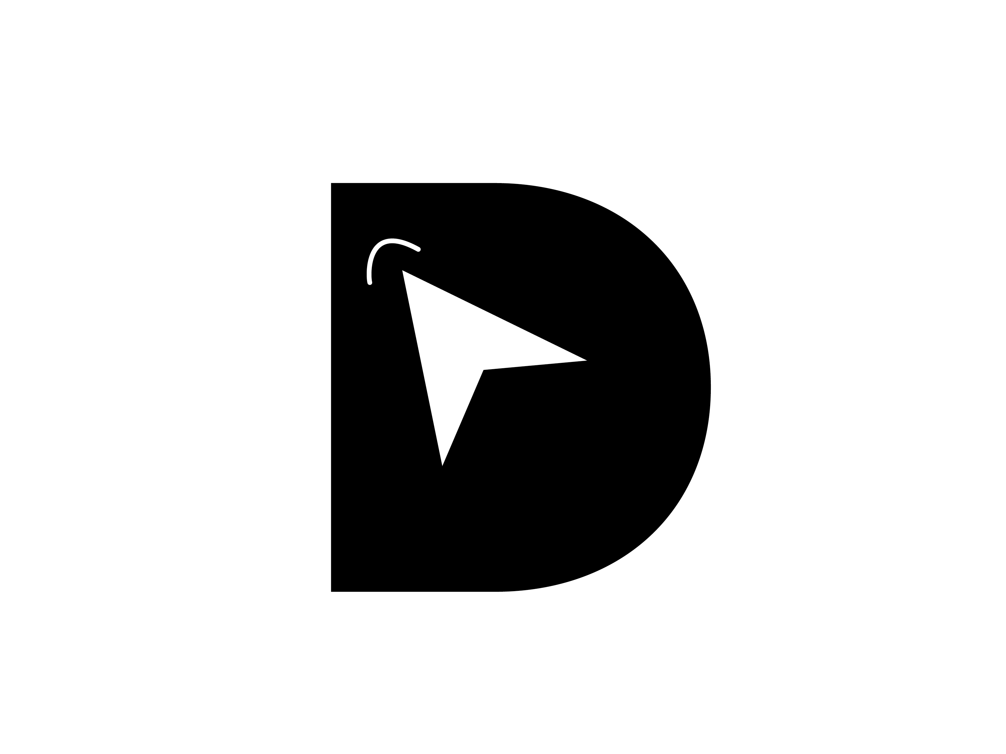 D graphic for logo