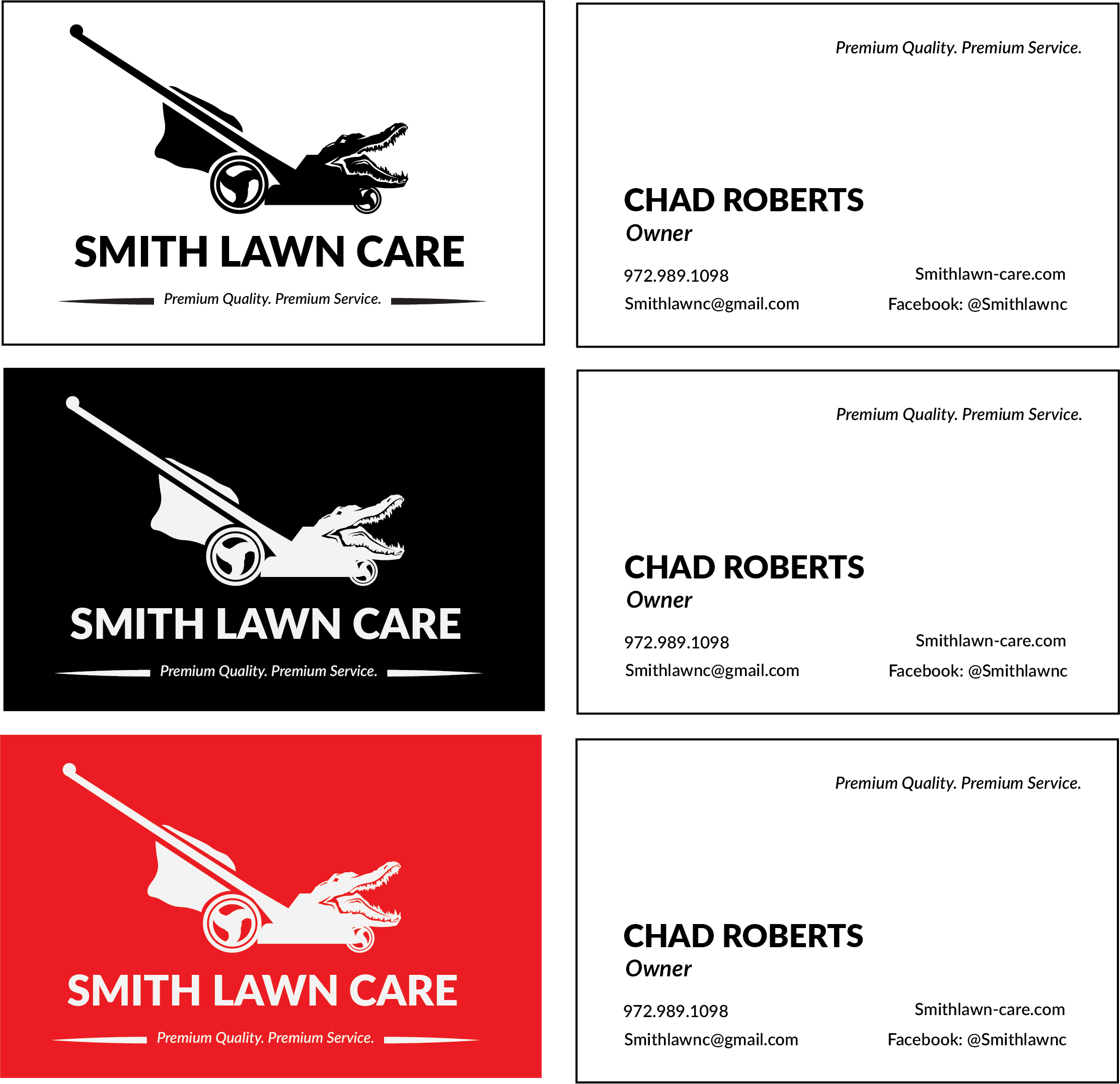 Lawn Care Business
