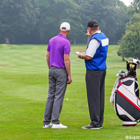 How A Retirement Coach Is Like A Golf Caddie
