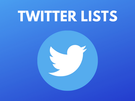 Twitter Lists: What are they and how do I use them?