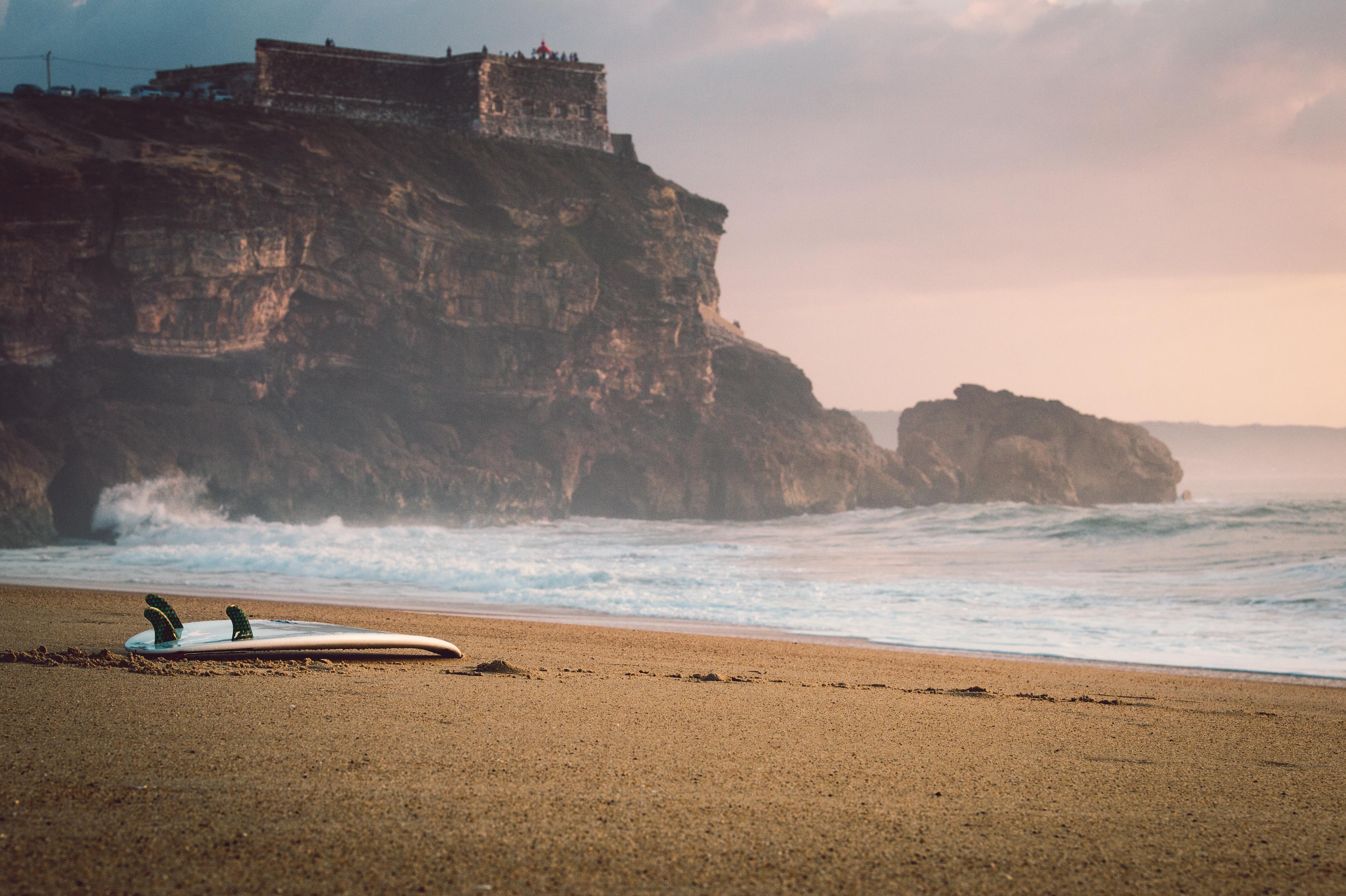 Nazare; Portugal
