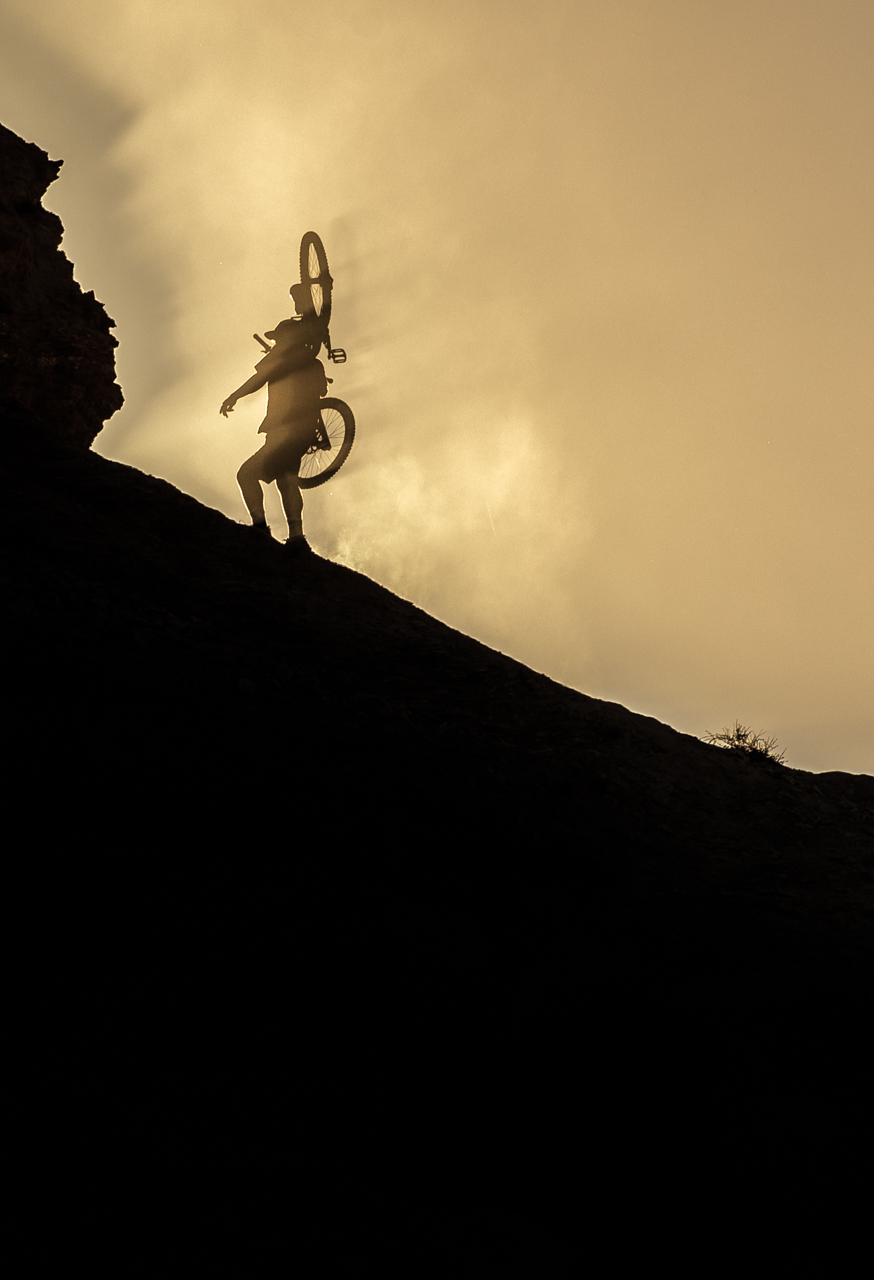 Redbull Rampage, Virgin, Utah, US