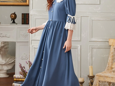 Edwardian Styles Are Making a Comeback (Again)