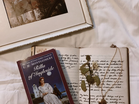 Rilla of Ingleside and an Altered View of Pre-War Literature