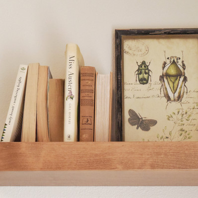 Why Old Books are My Favorite Decor