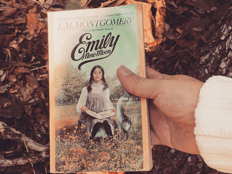 How Emily of New Moon Inspired (And Continues To Inspire) Me