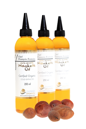 Manketti Cooking Oil