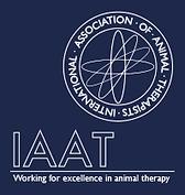 International Association of Animal Therapists logo