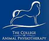 The College of Animal Physiotherapy logo