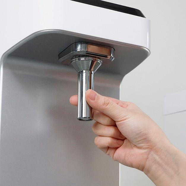 Removable Dispensing Nozzle