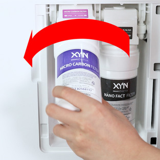 Easy Replacement Filters