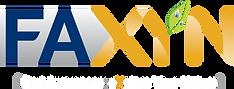 FAXYN Logo reverse.png