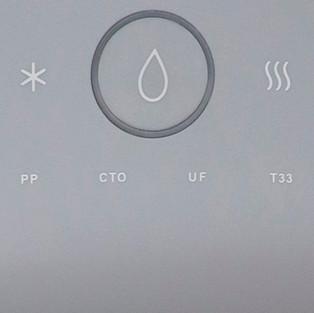 Filter Replacement Indicator