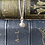 Thumbnail: Tiny scallop necklace