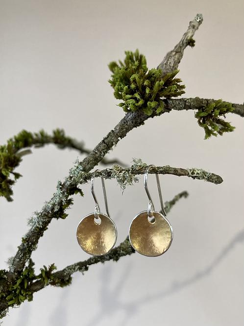 Marigold earrings