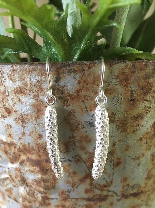 Catkin earrings