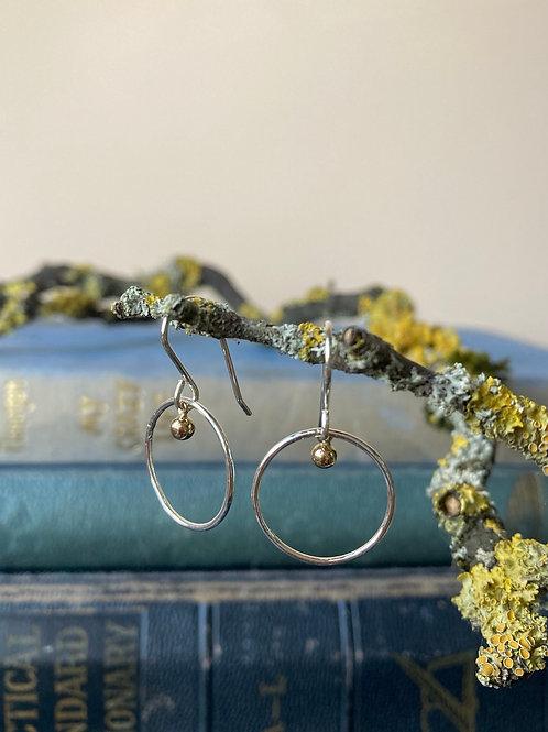 Posy earrings