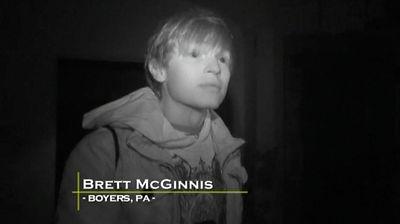 Brett McGinnis Ghost Hunters Academy SyFy Channel