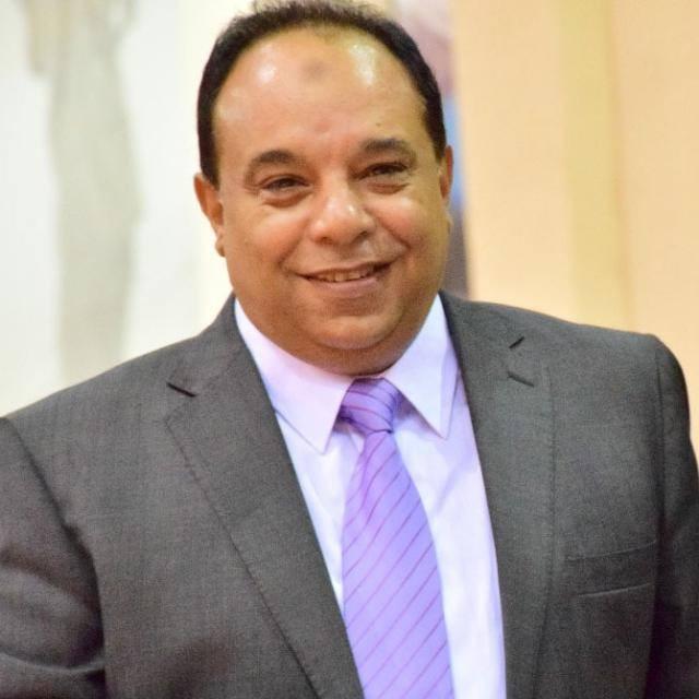 رئيس الاتحاد المصري لكرة الطاولة