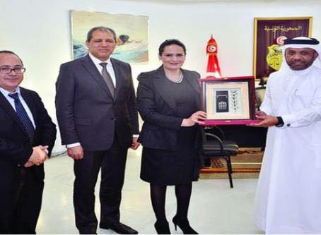 وزيرة الرياضة التونسية ورئيس الاتحاد العربي يفتتحان البطولة العربية اليوم