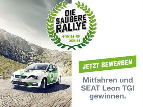 Die saubere Rallye
