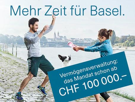Vermögensverwaltung: Mehr Zeit für Basel