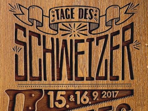 Tag des Schweizer Holzes