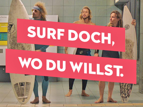 Wingo, surf doch, wo du willst.
