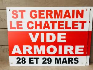 Akilux 60 x 80 cm - St Germain le Chatel