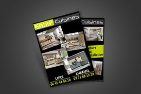 Flyers A5 - Easy Cuisines